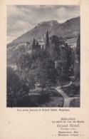 Bogliaco Grand Hotel Advertising Antique Postcard - Italië