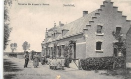 BA021 Antwerpen Zandvliet Santvliet Nicasius De Keyser's Hoeve 1919 - Belgien