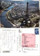 PARIS,FRANCE POSTCARD - Tour Eiffel
