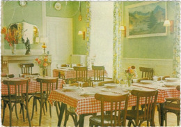 62  Hardinghen Hotel Des Voyageurs Salle De Restaurant - Altri Comuni