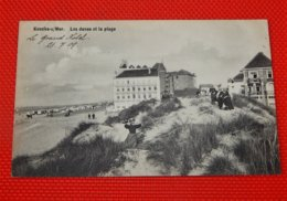 KNOKKE  -   De Duinen En Het Strand  -   Les Dunes Et La Plage - - Knokke