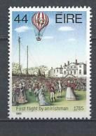 Irlande 1985 N°561 Neuf ** Vol En Aerostat - 1949-... République D'Irlande