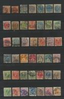 DANMARK  DENMARK  DANEMARK Lot Classics  42 Stamps - Collections