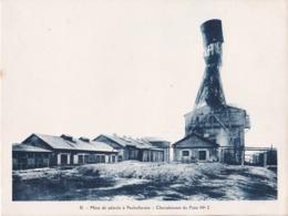 PECHELBRONN, Mine De Pétrole, Chevalement Du Puits N°2 - Fiches Illustrées
