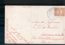 IJsselmonde 2 Langebalk - 1919 - Postal History