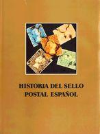 1984. HISTORIA DEL SELLO POSTAL ESPAÑOL. Montalbán Alvárez Y Joaquín Cuevas. Ediciones Leesa. Bilbao, 1984. - Spagna