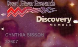TARJETA DE CASINO - CASINO CARD. RIVER REWARDS CASINO. 003. - Tarjetas De Casino