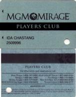 TARJETA DE CASINO - CASINO CARD. MGM MIRAGE CASINO. 005. - Tarjetas De Casino