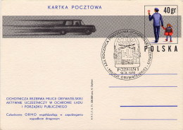 POLSKA  -  SICUREZZA  STRADALE - Incidenti E Sicurezza Stradale