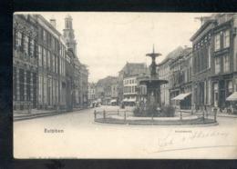Zutphen - Houtmarkt - 1902 - Grootrond Zutphen Station - Zutphen