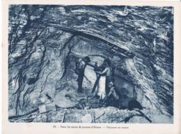 POTASSE D'ALSACE, Dans Les Mines, Haveuse En Action - Sonstige