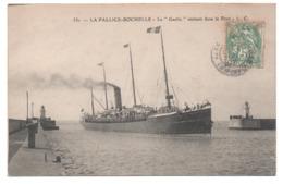 """17.2012/ La PALLICE ROCHELLE - Le """"Gaelic"""" Entrant Dans Le Port - La Rochelle"""