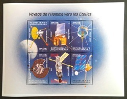 Madagascar 2000** Space Exploration ,MNH  [13;20] - Raumfahrt