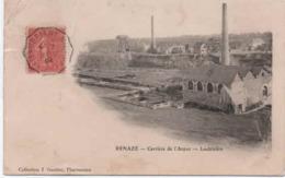 53- 20669 -  RENAZE   -   Carriere De L'Anjou   Laubiniere - Frankrijk