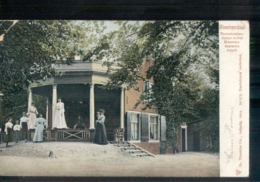 Bloemendaal - Pannekoekenhuisje - 1906 Amsterdam Uitgeest IV - Bloemendaal