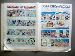 Rubino Balilla Natale Di Roma Corriere Dei Piccoli Anno XXVI N. 16 22/4/1934 - Books, Magazines, Comics