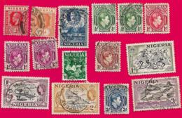 4410  -  NIGERIA - Lot De Timbres Oblitérés - Nigeria (1961-...)