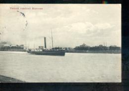 Stavoren - Veerboot - 1912 - Enkhuizen Stavoren B Grootrond - Autres