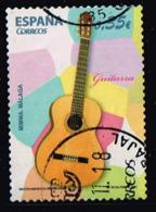 Spanien 2011,Michel# 4579 O  Musical Instruments: Guitar - 1931-Heute: 2. Rep. - ... Juan Carlos I