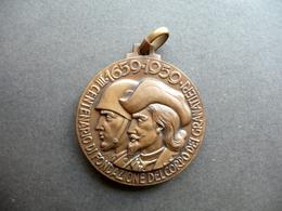 Medaglia Corpo Dei Granatieri 3° Centenario Fondazione Adunata Torino 18/4/1959 - Gettoni E Medaglie