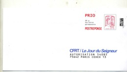 Pap Reponse Ciappa Jour Du Seigneur - Postal Stamped Stationery