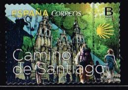Spanien 2016,Michel# 5068 O  Camino De Santiago - 1931-Heute: 2. Rep. - ... Juan Carlos I