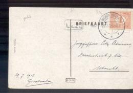Worth Rheden Langebalk - 1918 - Postal History
