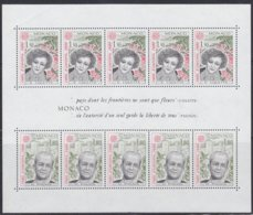 Monaco CEPT 1980 Yvertn° Bloc 18 *** MNH Cote 18 Euro Europa - Blocs