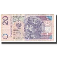 Billet, Pologne, 20 Zlotych, 1994, 1994-03-25, KM:174a, TTB - Polonia