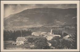 Ossiach Am Ossiacher See, Kärnten, 1925 - Mathias Kar Foto-AK - Ossiachersee-Orte