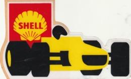 Rare Autocollant Shell - Stickers