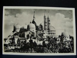(FP.NV10) PADOVA - CHIESA BASILICA DEL SANTO Vista Dalle Mura (DI SANT'ANTONIO) - Padova (Padua)