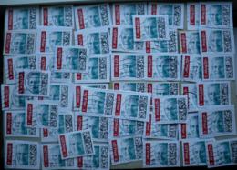 België 2019 Koning Filip 100 Zegels (zelfklevend) - Stamps