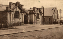 ANNFIELD PLAIN PUBLIC FREE LIBRARY - Durham
