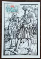 CM 1997 - YT N°3103 - CORSAIRES BASQUES - SAINT JEAN DE LUZ - Cartes-Maximum