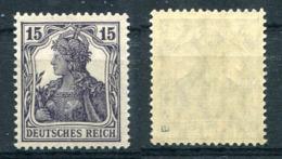 D. Reich Michel-Nr. 101a Postfrisch - Geprüft - Deutschland