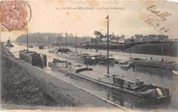 ¤¤   -   SAINT-POL-sur-MER   -  Le Canal De Mardyck   -   Péniches    -  ¤¤ - Saint Pol Sur Mer
