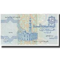 Billet, Égypte, 25 Piastres, KM:57a, SUP - Egypte