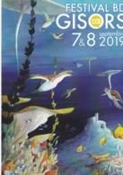 Carte Postale H. TONTON Festival BD Gisors 2019 (Le Temps Des Rêves...) - Tarjetas Postales