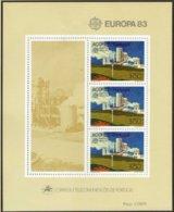 Portugal Açores Azoren 1983 Yvertn° Bloc 4 *** MNH Cote 12,00 Euro Europa Cept - Açores