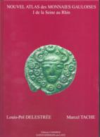 DELESTREE-TACHE Nouvel Atlas De Monnaies Gauloises Tome I - Books & Software