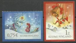 Finland 2014 Mi 2333-2334 MNH ( ZE3 FNL2333-2334all-(BN) ) - Christmas