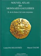 DELESTREE-TACHE Nouvel Atlas De Monnaies Gauloises Tome II - Books & Software