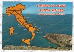 S. Maria Di Leuca - Punta Meliso - Italia