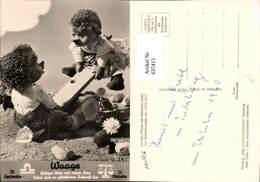 637413,Mecki AK Sternzeichen Wippe Igel Waage - Mecki