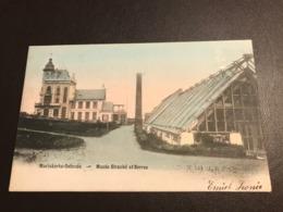 Oostende - Ostende -  MARIAKERKE Lez Ostende - Musee Stracké Et Serres - Ed. JBP - Oostende