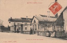 LE VAL D'AJOL : (88) Entrée De L'usine Des Chênes - Andere Gemeenten