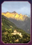 VADUZ Schloss Stempel 40 Jahre Europarat - Liechtenstein