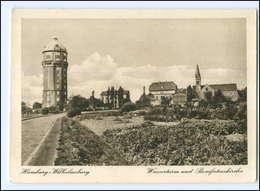 XX006872/ Hamburg Wilhelmsburg Wasserturm AK Ca.1940  - Wilhemsburg