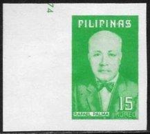 Filippine/Philippines: Rafael Palma - Freimaurerei